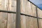 Bornholm Lap and cap timber fencing 2