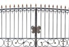 Bornholm Wrought iron fencing 10