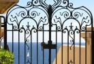 Bornholm Wrought iron fencing 13