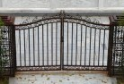 Bornholm Wrought iron fencing 14