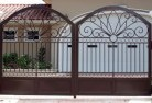 Bornholm Wrought iron fencing 2